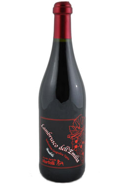 Lambrusco dell'Emilia amabile